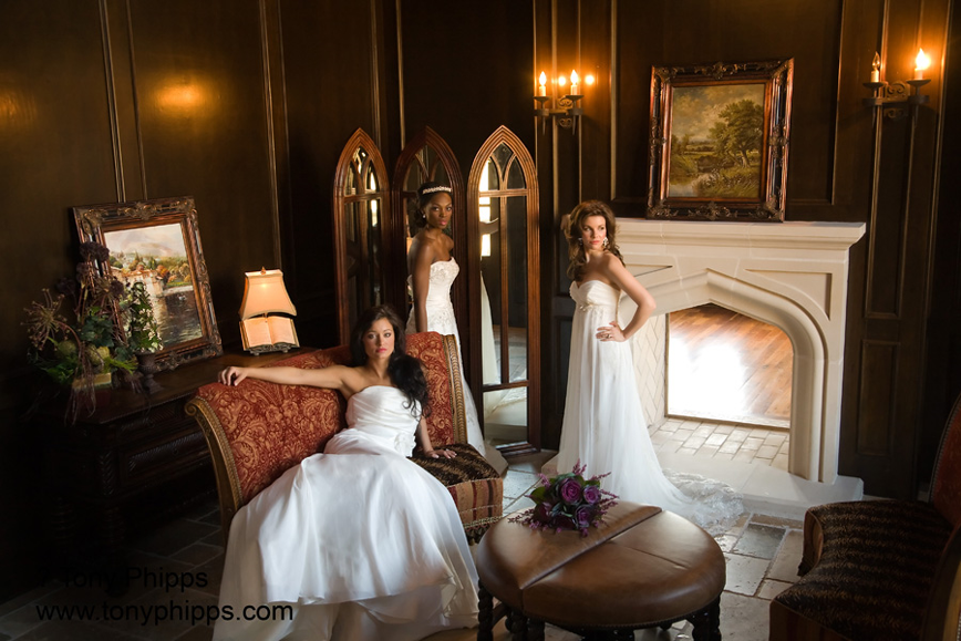 Salon Capelli Bridal Party