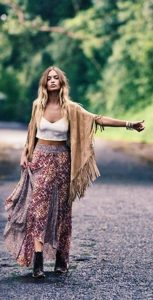 Boho Style from Salon Capelli